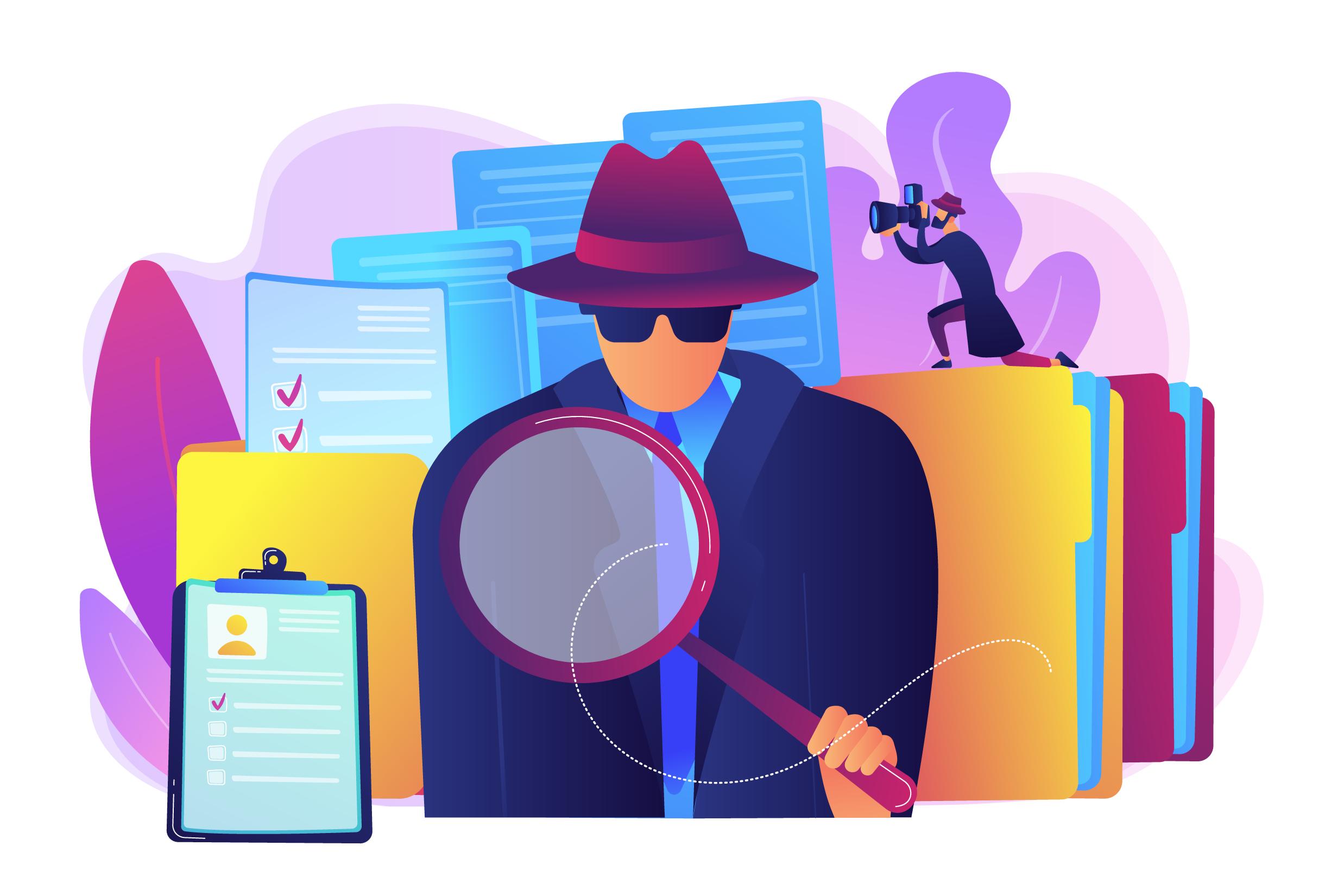 Spyware is een enorme inbreuk op de privacy