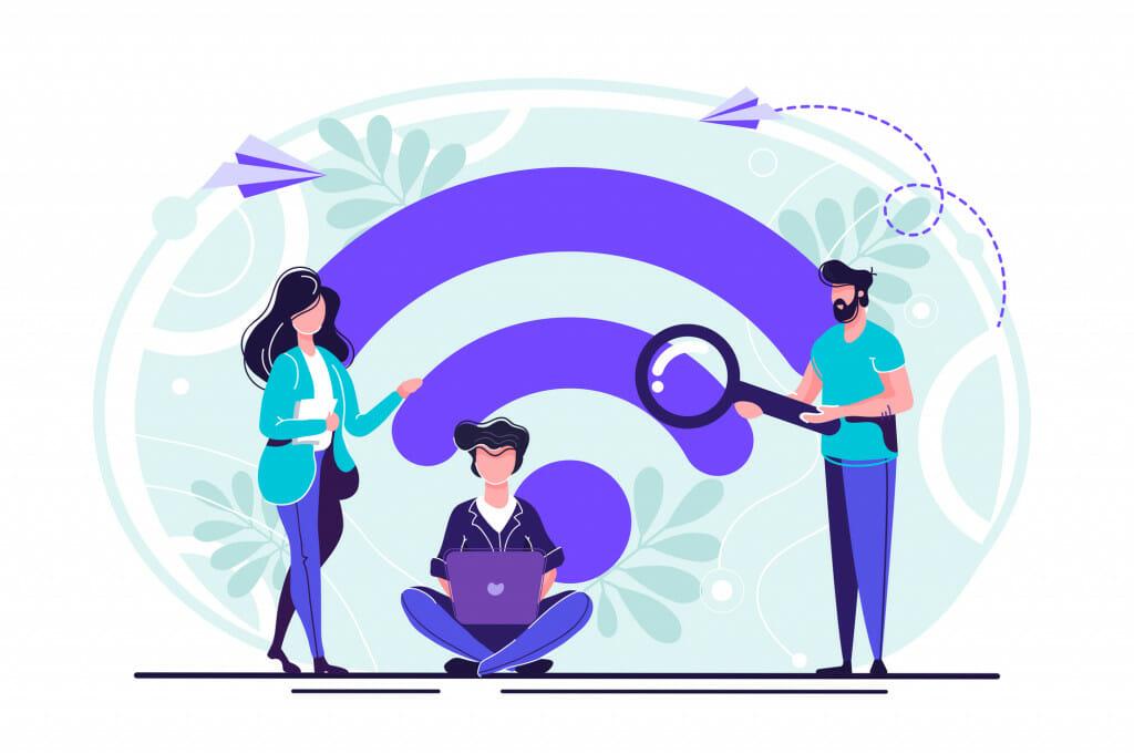 Gratis WiFi is niet veilig