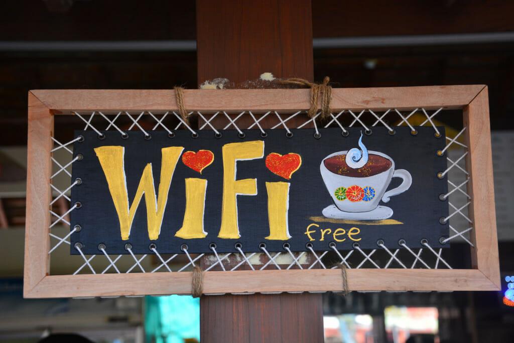 Openbare wifi