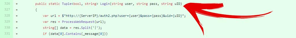 ID hardware di registrazione VPN