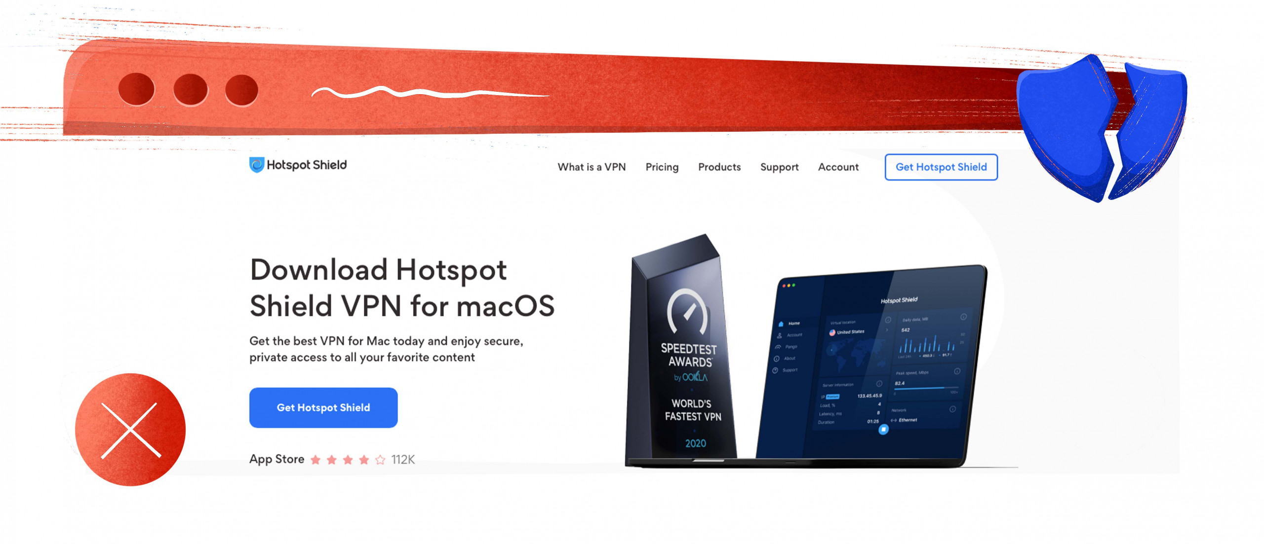 Hotspot Shield leaves bloatware on your computer