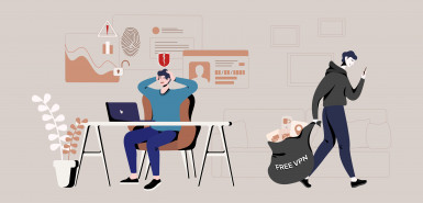 Worst free VPN disasters