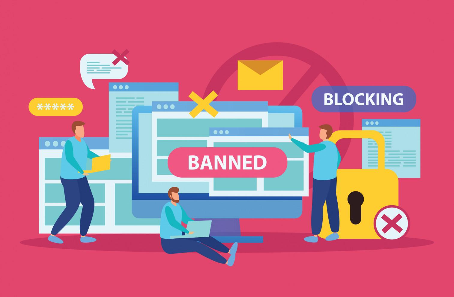 Türkiye'de yasaklı internet sitelerine nasıl girilir?