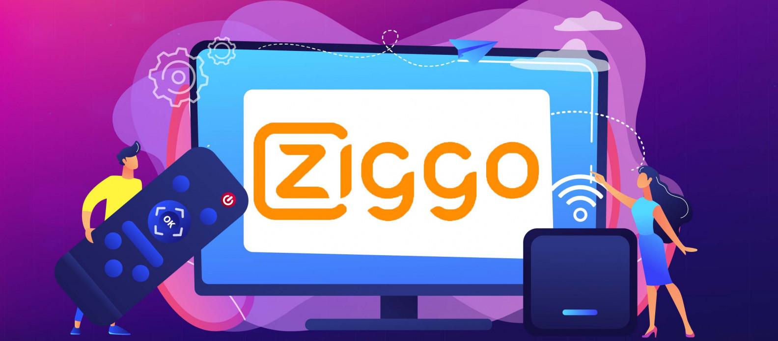 Zo kijk je Ziggo Go in het buitenland
